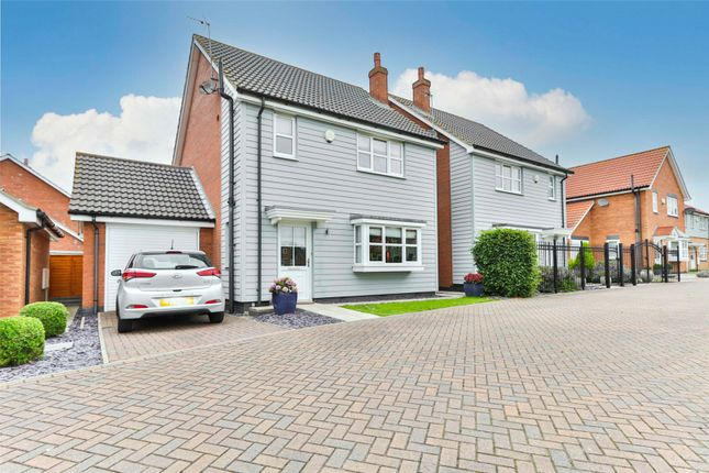 Detached house for sale in Southfield Close, Hedon, Hull