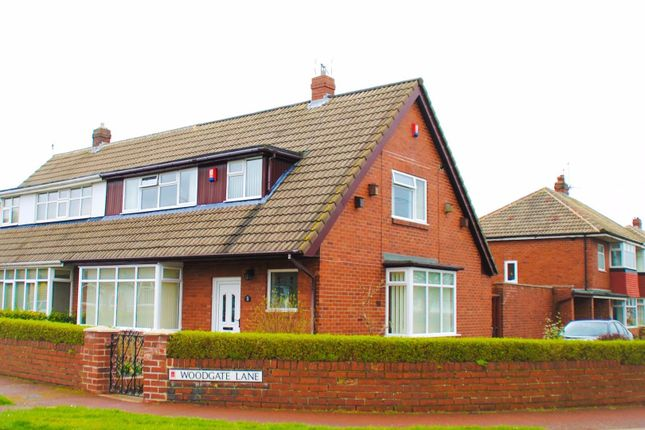 Thumbnail Bungalow for sale in Woodgate Lane, Gateshead