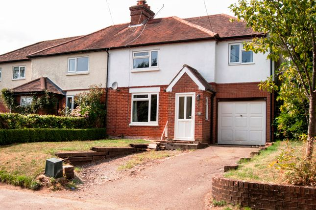 Thumbnail Semi-detached house for sale in Alton Road, South Warnborough, Hook