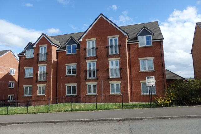 Thumbnail Flat for sale in Knights Walk, Castell Maen, Caerphilly