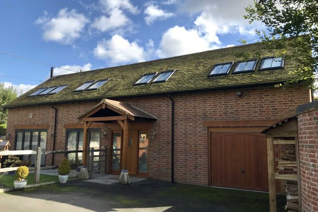 Thumbnail Detached house to rent in Windwhistle Farm, North Street, Winterborne Kingston