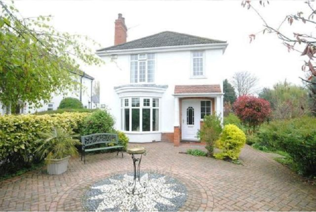 Thumbnail Detached house to rent in Waltham Road, Scartho, Grimsby