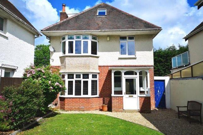 Thumbnail Detached house for sale in Alverton Avenue, Poole Park, Poole, Dorset