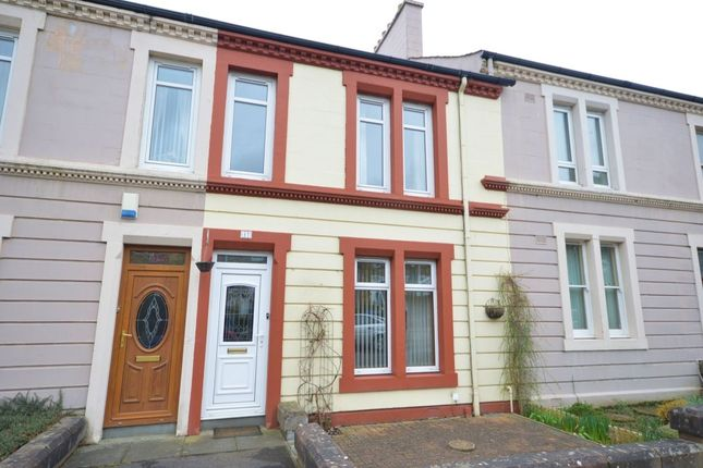Thumbnail Terraced house for sale in Maria Street, Kirkcaldy