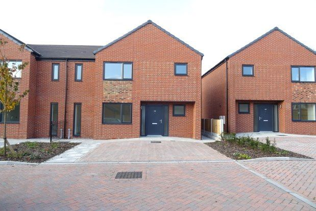 Thumbnail Semi-detached house to rent in Worsley, Manchester