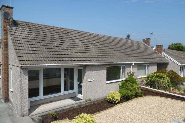 Thumbnail Bungalow to rent in Greenfields Avenue, Bridgend