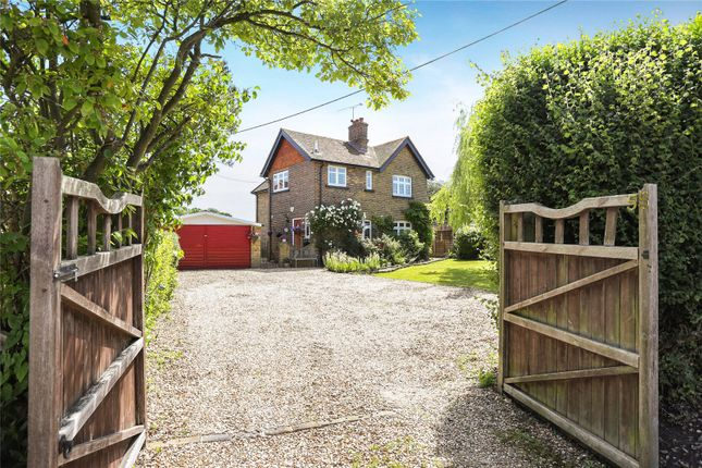 Thumbnail Detached house for sale in The Street, Tongham, Farnham, Surrey