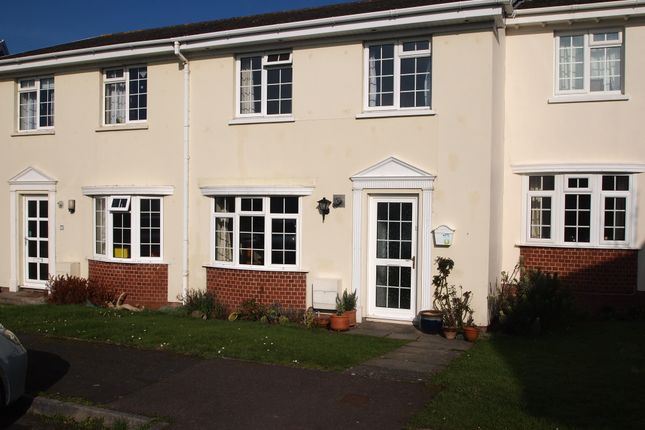 Terraced house to rent in Manor Close, Braunton