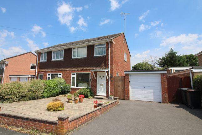 Thumbnail Semi-detached house for sale in Furzey Road, Poole