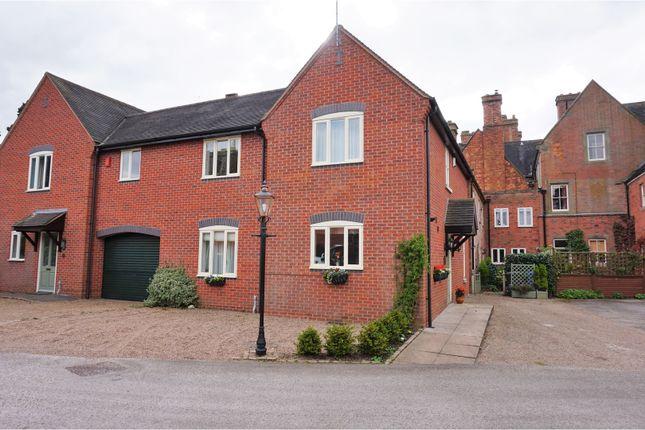 Thumbnail End terrace house for sale in Mickleover Manor, Mickleover
