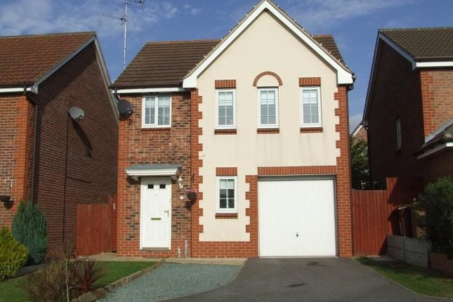Thumbnail Detached house to rent in Ashworth Road, Pontefract