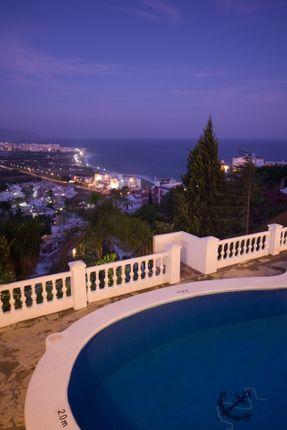 Night Views of Spain, Málaga, Nerja