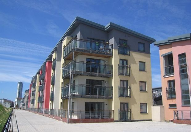 Thumbnail Flat for sale in Fishermans Way, Maritime Quarter, Swansea