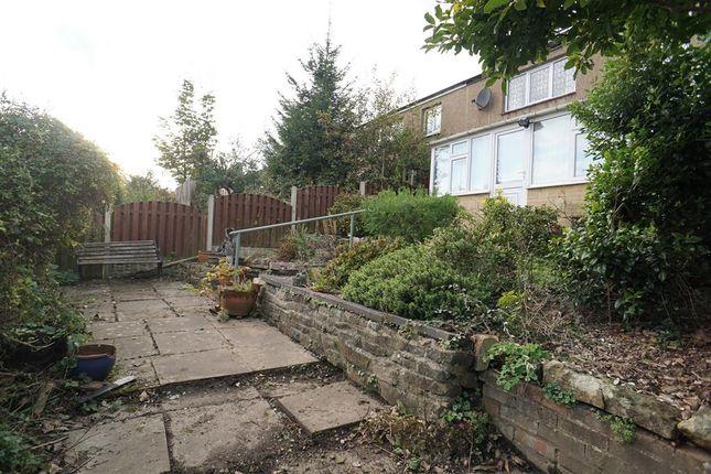 Rear Garden of Roscoe Mount, Stannington, Sheffield S6