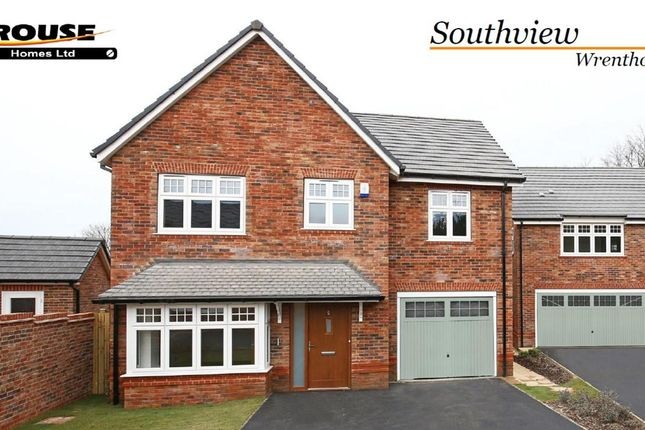 Thumbnail Detached house for sale in Plot 1, Southview, Wrenthorpe Lane, Wakefield