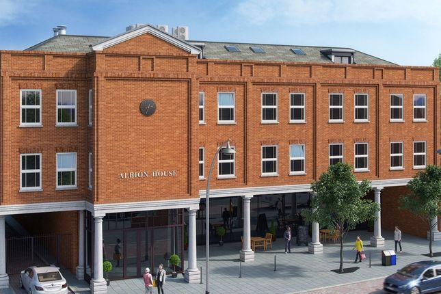 Thumbnail Flat for sale in Albion House, 14-18 Lime Street, Bedford