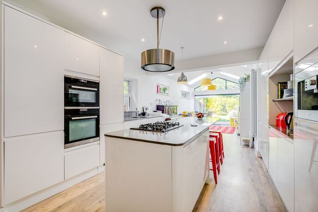 Thumbnail Semi-detached house for sale in Edgell Road, Staines