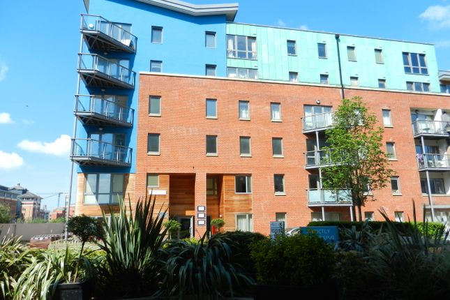 Thumbnail Flat to rent in 40 Crown And Anchor House, Bristol