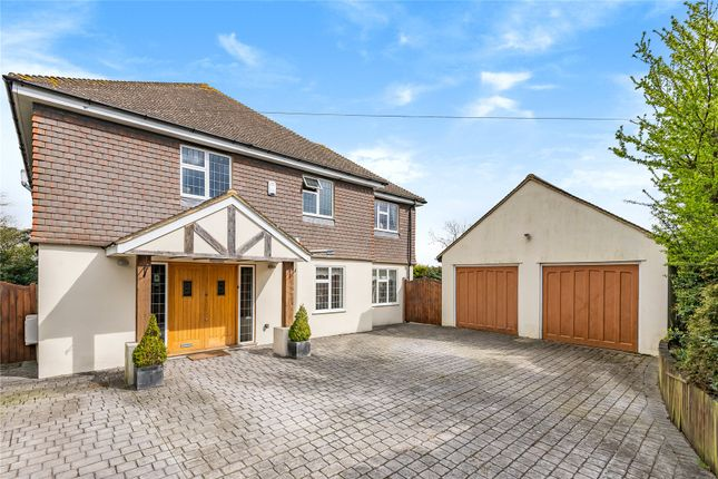 5 bed detached house for sale in Starts Hill Road, Farnborough, Orpington BR6