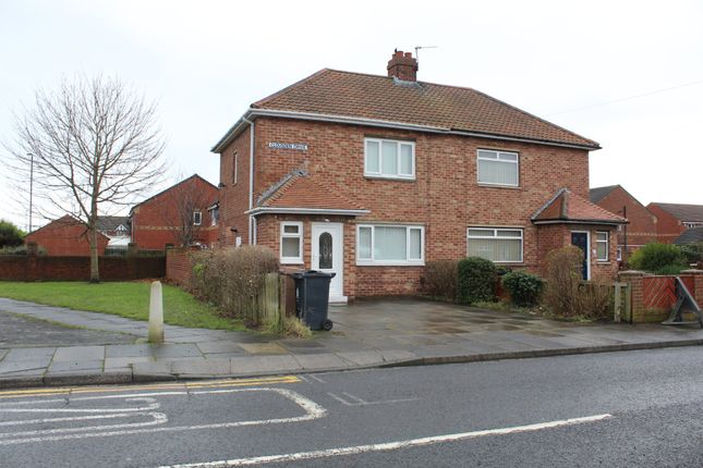 2 bed semi-detached house to rent in Clousden Drive, Forrest Hall