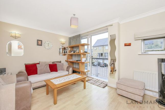 Thumbnail End terrace house to rent in Bering Square, London
