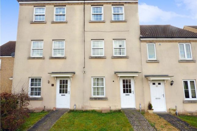 Thumbnail Town house for sale in Stour Green, Ely