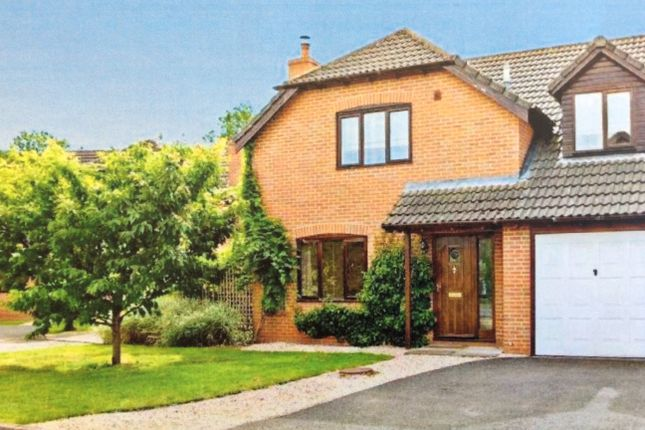 Thumbnail Detached house for sale in Princes Orchard Peterchurch, Hereford
