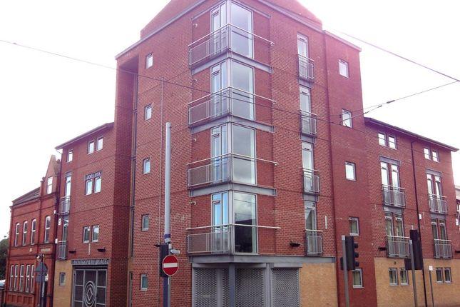 Montgomery Terrace Road, Sheffield S6