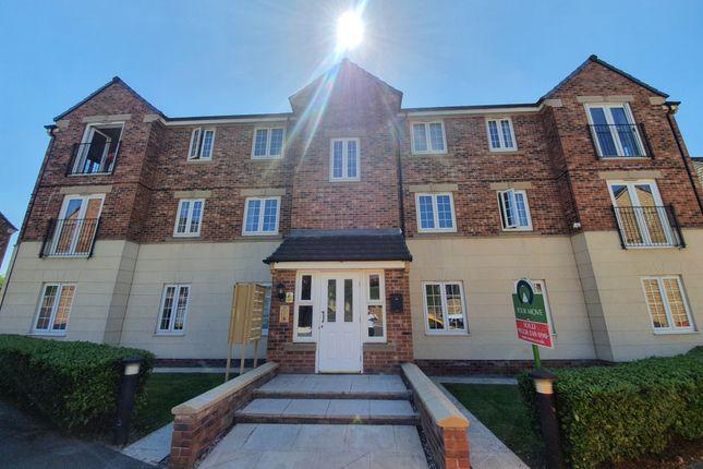 2 bed flat for sale in Silverwood Road, Woolley Grange, Barnsley S75