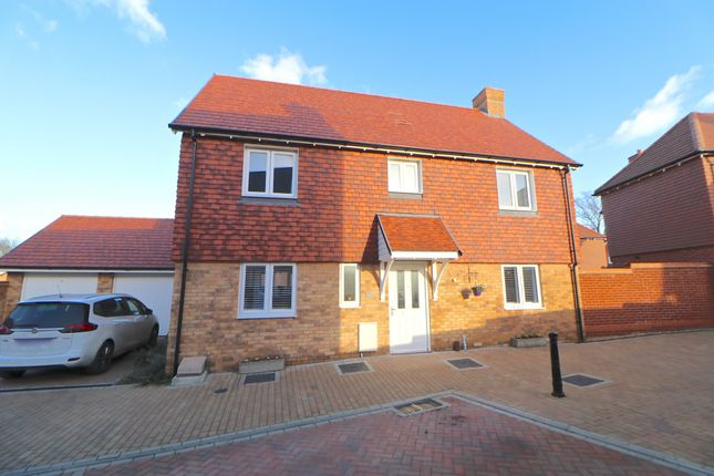 Thumbnail Detached house for sale in Sandringham Lane, Polegate