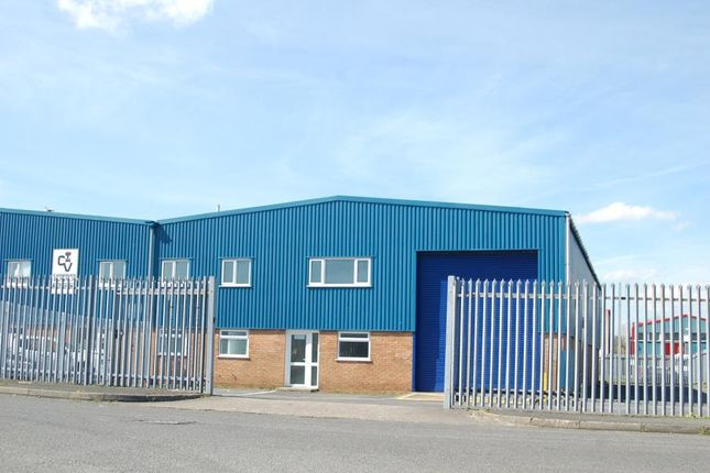 Thumbnail Industrial to let in Unit 9 Seaway Parade, Baglan, Port Talbot