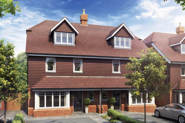 "Thumbnail Semi-detached house for sale in ""The Montrose"" at Epsom Road, Guildford"