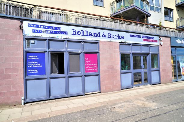 Thumbnail Office for sale in Ocean Drive, Edinburgh