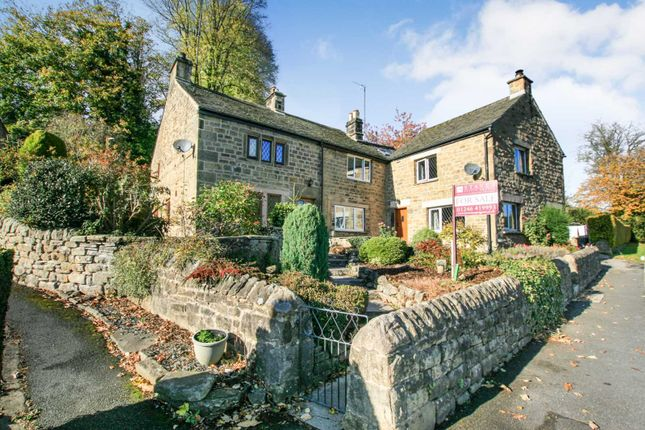 Thumbnail Semi-detached house for sale in The Green, Grindleford, Hope Valley, Derbyshire