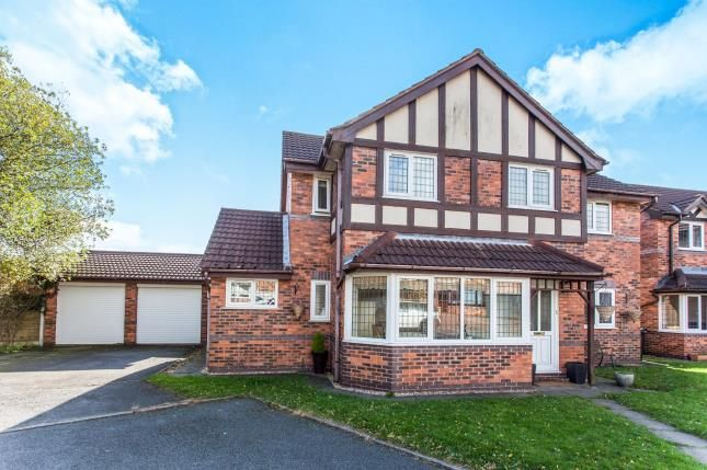 Thumbnail Detached house for sale in Redwood, Westhoughton, Bolton, Greater Manchester