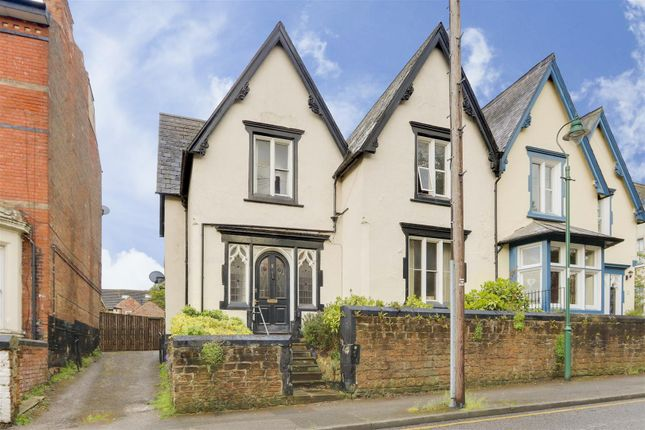 Thumbnail Semi-detached house for sale in Newstead Grove, Nottingham, Nottinghamshire