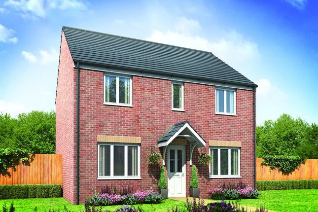 "Thumbnail Detached house for sale in ""The Chedworth"" at Tachbrook Road, Whitnash, Leamington Spa"