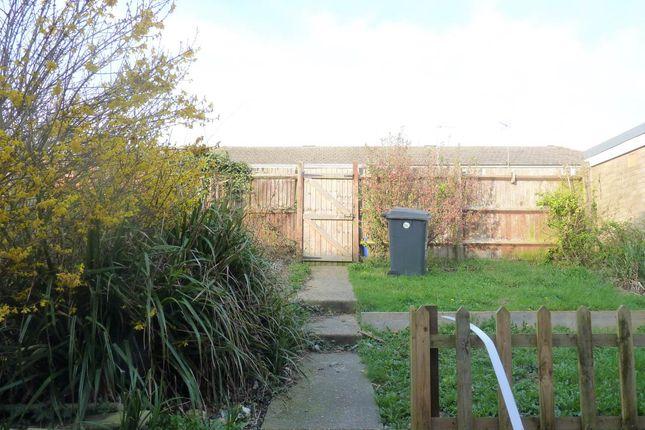 Garden of Elmdon Place, Haverhill, Suffolk CB9
