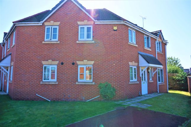 Thumbnail Semi-detached house for sale in Barnton Close, Bootle