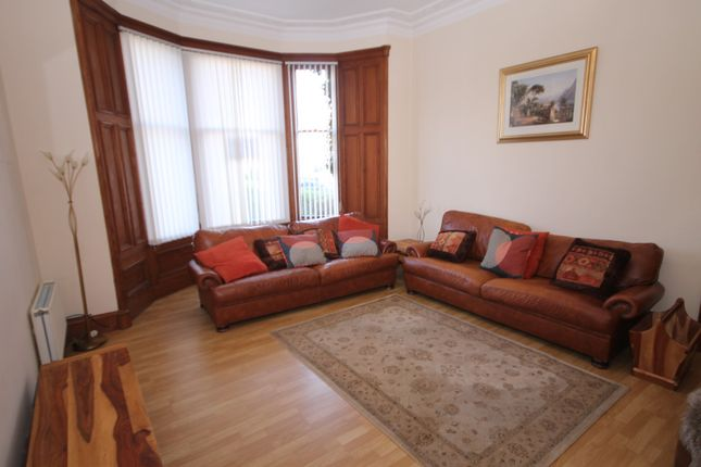 Thumbnail Flat to rent in Bellevue Crescent, Ayr
