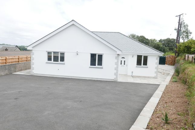 3 bed detached bungalow to rent in Highview Close, Tremar, Liskeard, Cornwall PL14
