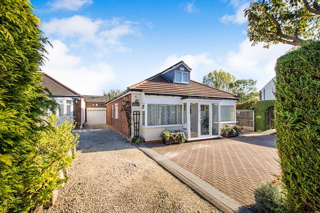 Thumbnail Detached bungalow for sale in Beverley Road, Dunswell, Hull