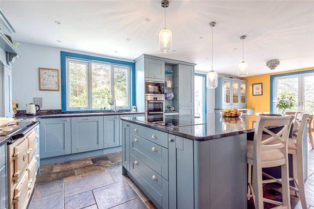 Kitchen of Mawnan Smith, Falmouth, Cornwall TR11
