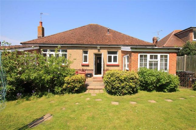 Thumbnail Detached bungalow for sale in Tudor Avenue, St Leonards-On-Sea, East Sussex