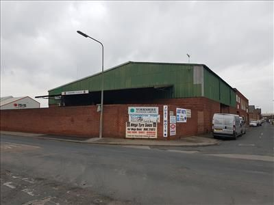 Thumbnail Light industrial for sale in 65 Oxford Street, Hull, East Yorkshire