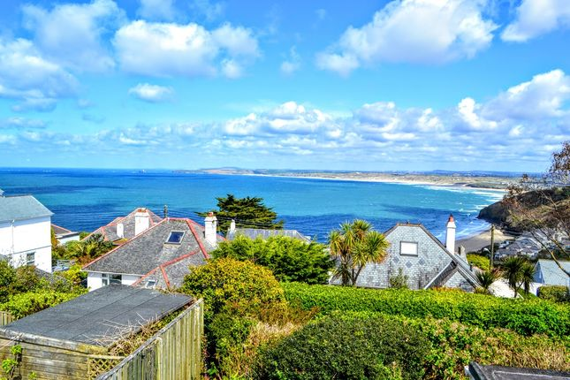Thumbnail Detached bungalow for sale in Wheal Whidden, Carbis Bay, St. Ives, Cornwall