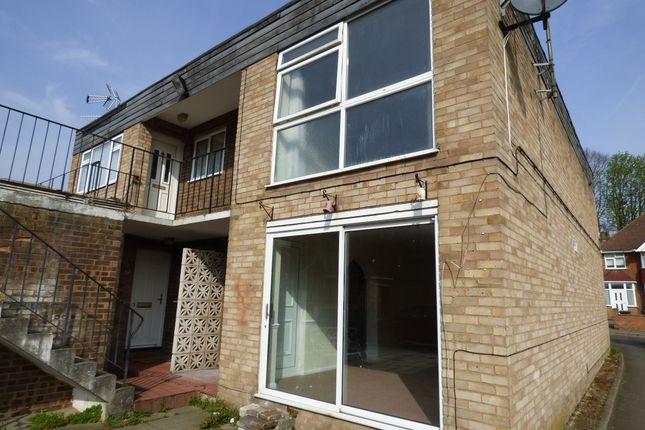 Thumbnail Maisonette to rent in Malzeard Rd, Luton
