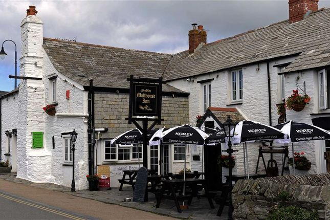 Thumbnail Property for sale in Fore Street, Tintagel, Cornwall