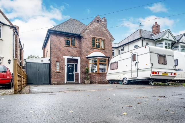 Thumbnail Detached house for sale in Barn Lane, Moseley, Birmingham, West Midlands