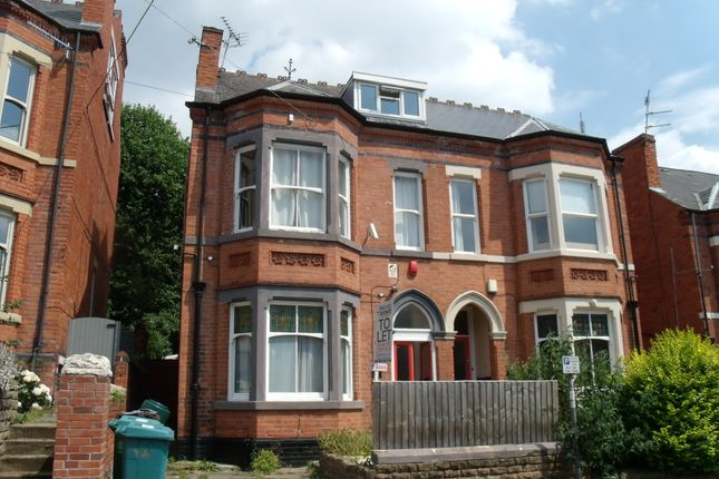 Thumbnail Shared accommodation to rent in Premier Road, Nottingham